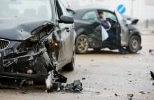Sembilan Kendaraan Mengalami Kecelakaan Beruntun di Tangsel
