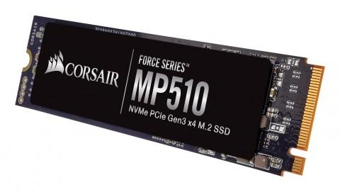 Corsair MP510 Pasang Kecepatan 3.840 MBps