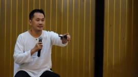 Hanung Bicara Pentingnya Keberanian bagi Anak Muda