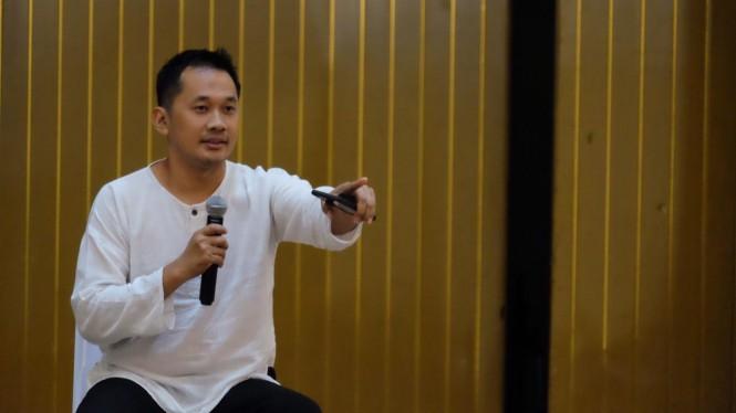 Hanung Bramantyo (Foto: dok. Humas UNY)