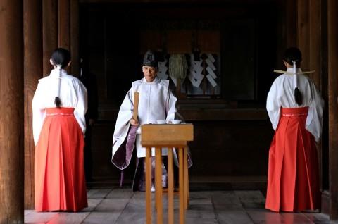 PM Jepang kembali Kirim Persembahan ke Yasukuni