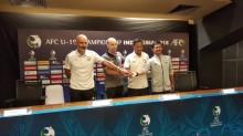 Indra Sjafri Bicara soal Lawan Timnas U-19 di Grup A