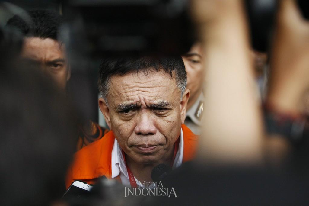 Gubernur Aceh Nonaktif Irwandi Yusuf Kembali Diperiksa KPK