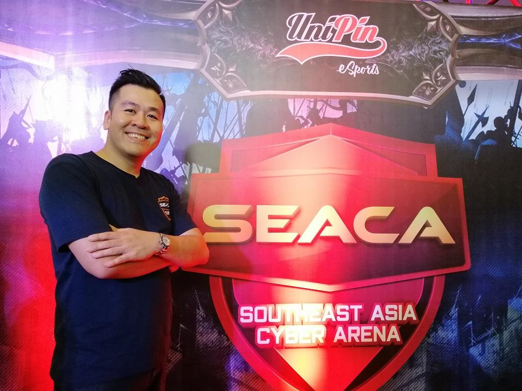 Co-founder dan CEO UniPin, Ashadi Ang. (Medcom.id)