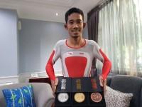 Fadli Beberkan Resep Raih Tiga Medali di Asian Para Games 2018