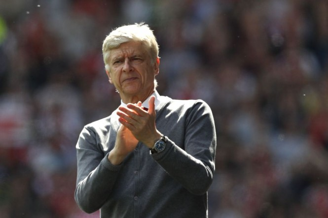 Arsene Wenger (AFP/Adrian Dennis)