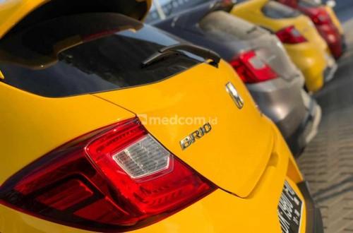 Honda mengklaim bahwa All New Brio diciptakan untuk tiga