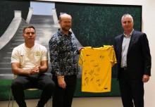 Kedatangan Soccersos Muda Pererat Hubungan Sepak Bola Australia-Indonesia