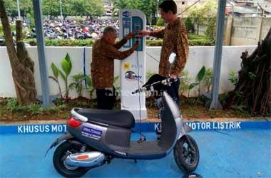 Persoalan utama motor listrik di Indonesia. Medcom.id/Ekawan