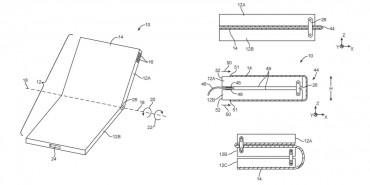 Apple Dapatkan Paten Kedua Desain Ponsel Lipat