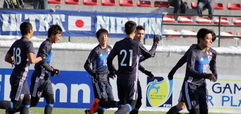 Tim nasional Jepang U-19 (the-afc.com)