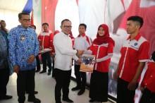Seribu Siswa BLK Makassar Terima Sertifikat Kompetensi