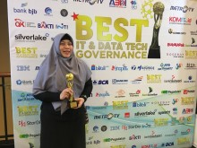 Metro TV Raih Penghargaan Best IT dan DT Governance