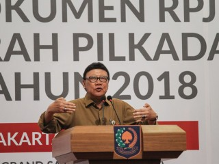 Mendagri Berkomitmen Berantas Pungli di Daerah