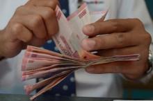 Dihantam USD, Rupiah Pagi Dibuka di Rp15.187/USD