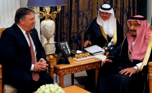 AS Dilaporkan Terima Rp1,5 Triliun dari Arab Saudi
