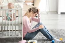 Persalinan Caesar Seringkali Picu Depresi pada Ibu