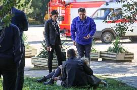 Penembakan di Kampus Crimea Rusia, 19 Tewas