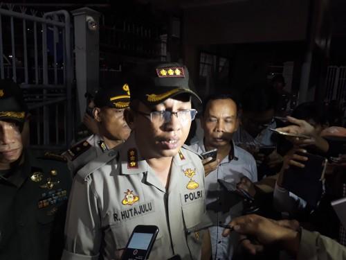 Kapolres Metro Jakarta Pusat Kombes Roma Hutajulu - Medcom.id/M Sholahadhin Azhar