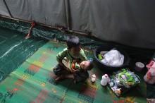 Ratusan KK Mengungsi Akibat Banjir di Dumai
