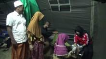 Korban Gempa di Sapudi Masih Trauma
