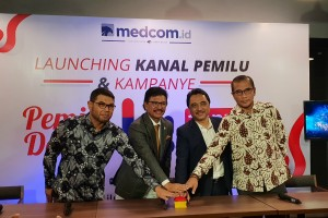 Kanal Pemilu Medcom.id Demi Informasi Akurat