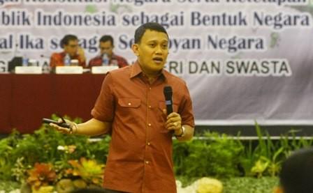Sekretaris Jenderal Partai Kebangkitan Bangsa (PKB) Abdul Kadir Karding. Foto: MI/Irfan.