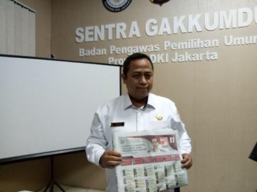 Komisioner Bawaslu DKI Jakarta Puadi. Foto: Medcom.id/Siti Yona Hukmana.