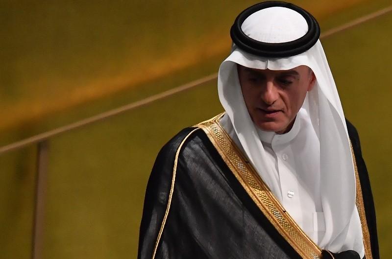 Menteri Luar Negeri Arab Saudi Adel bin Ahmed Al-Jubeir akan kunjungi Indonesia pada 23 Oktober 2018. (Foto: AFP).