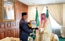 Arab Saudi Ingin Peningkatan Kerja Sama Antiteror dengan RI