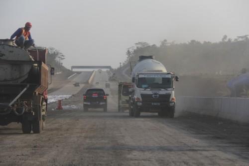Ruas Salatiga-Kartasura di Tol Semarang-Solo siap dioperasikan