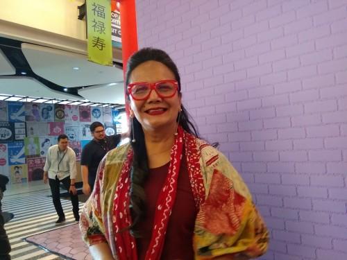 Christine Hakim (Foto: Medcom/Cecylia)