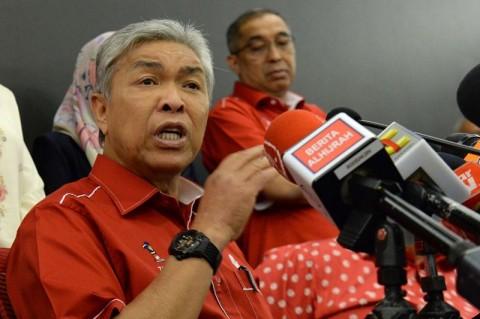 Mantan Wakil PM Malaysia Ditahan oleh Komisi Antikorupsi