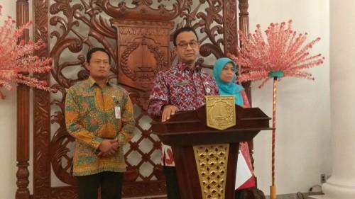 Gubernur DKI Jakarta Anies Baswedan - Medcom.id/Fachri Audhia Hafiez.
