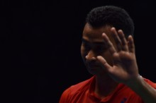 Tommy Disingkirkan Unggulan Enam Denmark Open