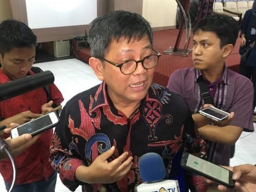 Anggota Komisi III DPR RI Teuku Taufiqulhadi. Medcom.id/Amaluddin