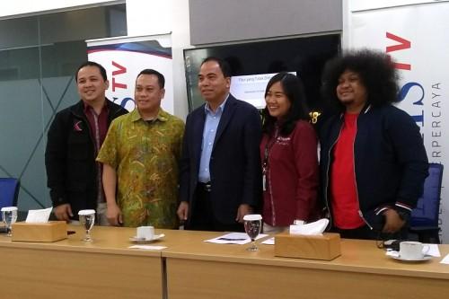 Jumpa media Anugerah Lembaga Sensor Film (Foto: Medcom/Purba)