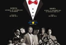 Konser The Gentleman's Indonesia Hadirkan Afgan, Glenn Fredly