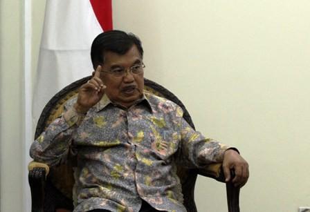 Wakil Presiden RI Jusuf Kalla. Foto: MI/Adam Dwi.