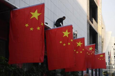 Tiongkok (AFP/GREG BAKER).