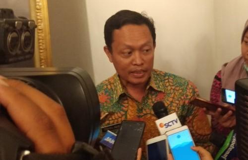 Kepala Dinas Lingkungan Hidup DKI Jakarta Isnawa Adji - Medcom.id/Fachri Audhia Hafiez.
