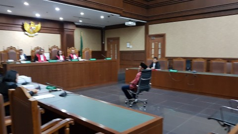 Legislator Lampung Tengah Dituntut 5 Tahun Penjara