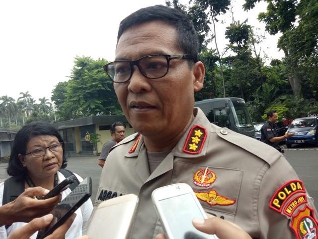 Kabid Humas Polda Metro Jaya Kombes Argo Yuwono. Foto: Medcom.id Siti Yona Hukmana