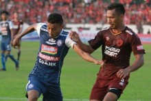 Jamu Bali United, Laga Perdana Arema Tanpa Penonton