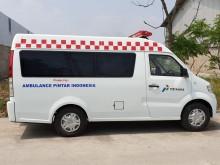 Operasi DFSK Super Cab Berubah Jadi Ambulans