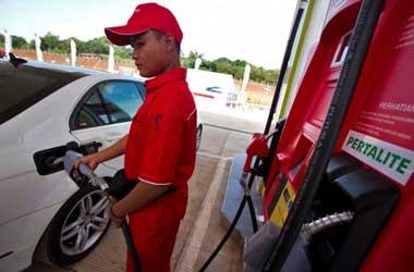 Bahan bakar minyak punya sifat memuai di suhu panas. Antara