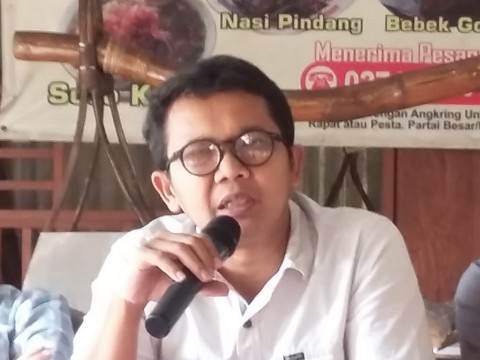 Sosiolog Universitas Gadjah Mada (UGM) Arie Sujito. Medcom.id/