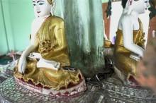Kuil Budha Myanmar Kini Menjadi Surga bagi Ular