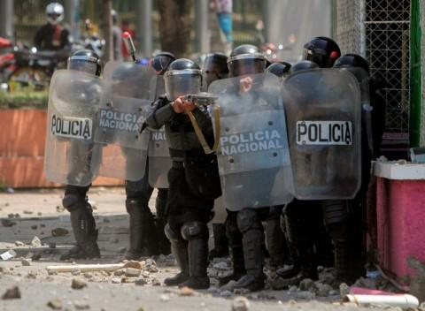 Nikaragua Pakai Senjata untuk Bunuh Para Demonstran