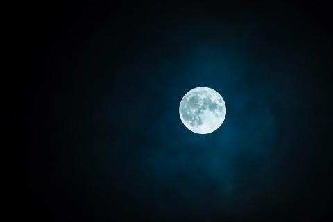 Tiongkok Ingin Ganti Lampu Jalan Pakai Bulan